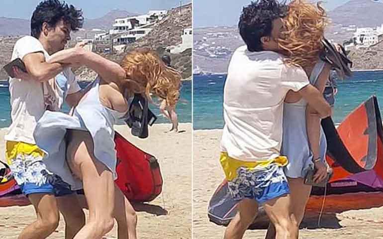 video-difunden-video-de-lindsay-lohan-siendo-agredida-por-su-novio-ruso