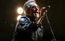 Bono, de U2: Donald Trump