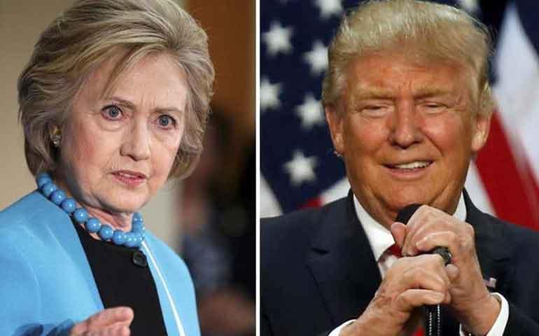 clinton-y-trump-llegan-casi-empatados-al-primer-debate