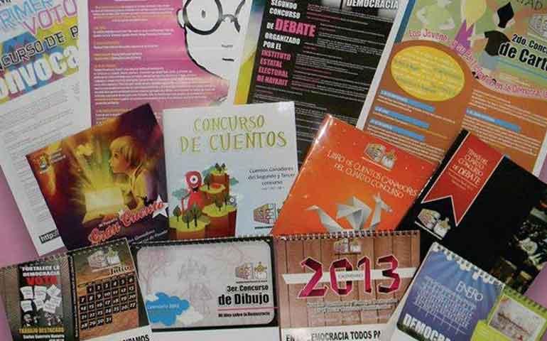 jornadas-electorales-estudiantiles-y-concursos-de-cuento-dibujo-cartel-y-debate-instrumentos-de-la-democracia-iee