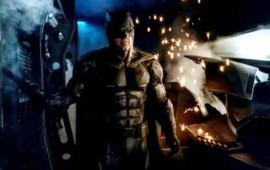 "Batman para ""La Liga de la Justicia"""