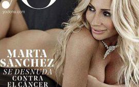 marta-sanchez-se-desnuda-contra-el-cancer-de-mama