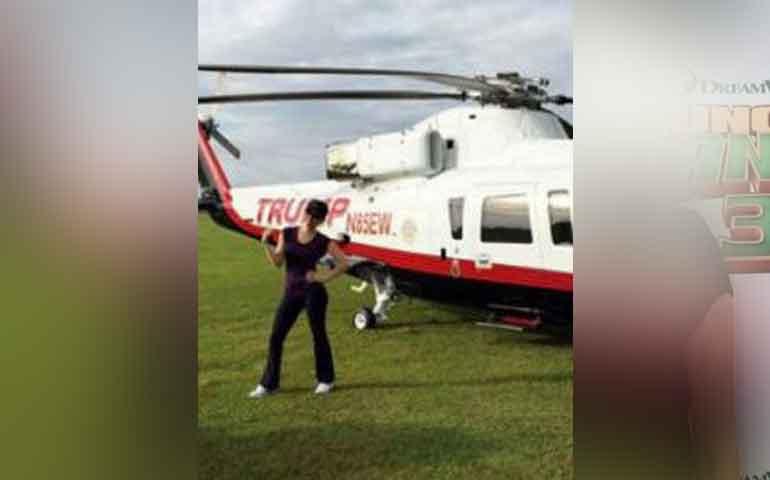 thalia-ahora-critica-a-donal-trump-pero-antes-paseaba-en-su-helicoptero-privado