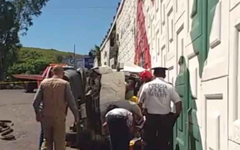 se-registran-5-accidentes-en-tepic-reportan-dos-muertos