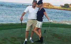 Michael Douglas y Catherine Zeta-Jones engalanan a Riviera Nayarit