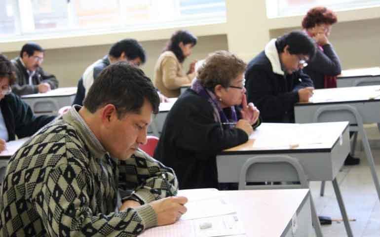 habra-repercusiones-para-docentes-que-no-acudieron-a-evaluacion