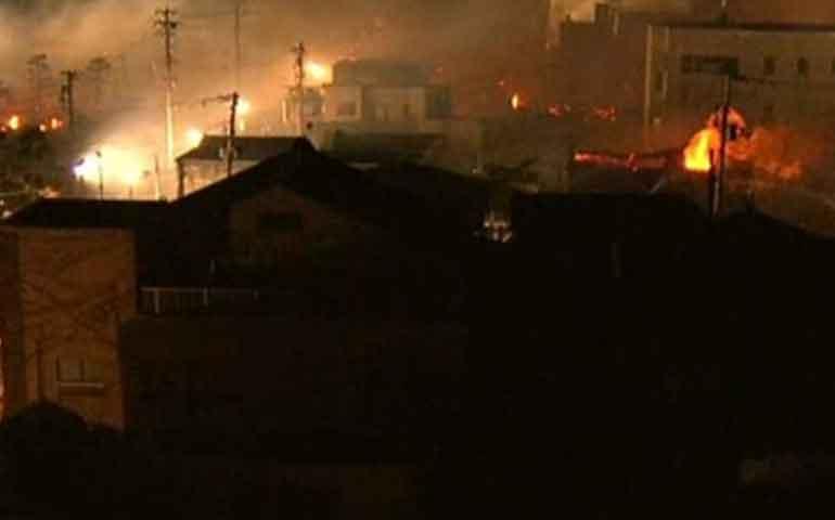 incendio-quema-140-edificios-en-un-pueblo-de-japon