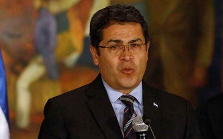 presidente-de-honduras-podra-reelegirse