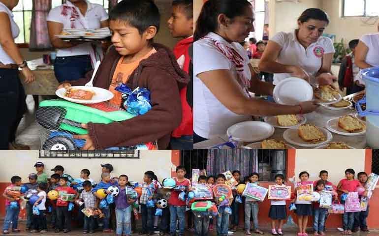 voluntariado-del-congreso-entrega-juguetes-a-ninos-de-la-sierra-de-huajicori