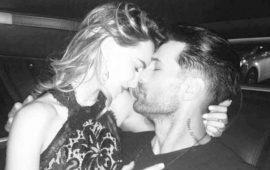Criss Angel publica en romántica foto junto a Belinda