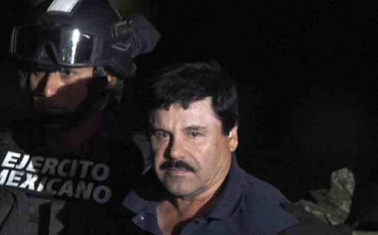 Univisión y Netflix contarán la historia del Chapo