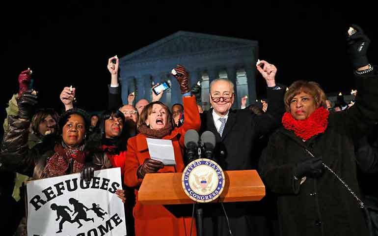 democratas-exigen-revocar-orden-migratoria