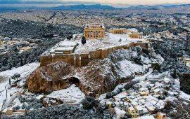 grecia-registra-la-mayor-nevada-en-nueve-anos