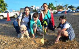 inicia-reforestacion-del-parque-lineal-nayarit