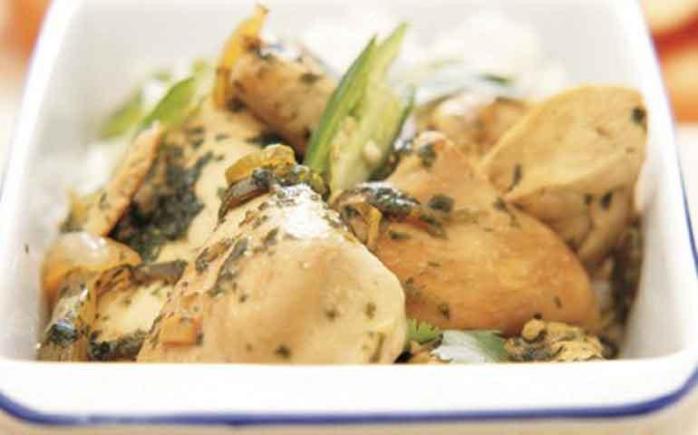 pechugas-picantes-al-cilantro