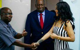 Rihanna será reconocida por la Universidad de Harvard