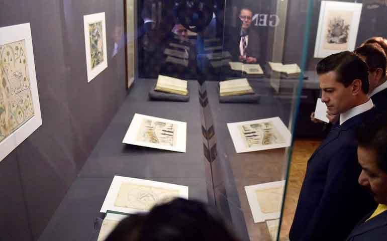 inaugura-pena-nieto-la-exposicion-constitucion-mexicana