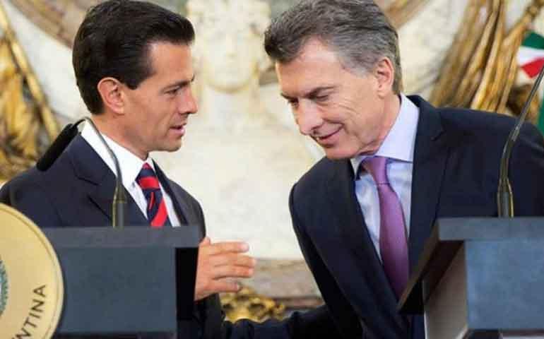pena-agradece-a-macri-apoyo-de-argentina-respecto-a-posicion-de-eu
