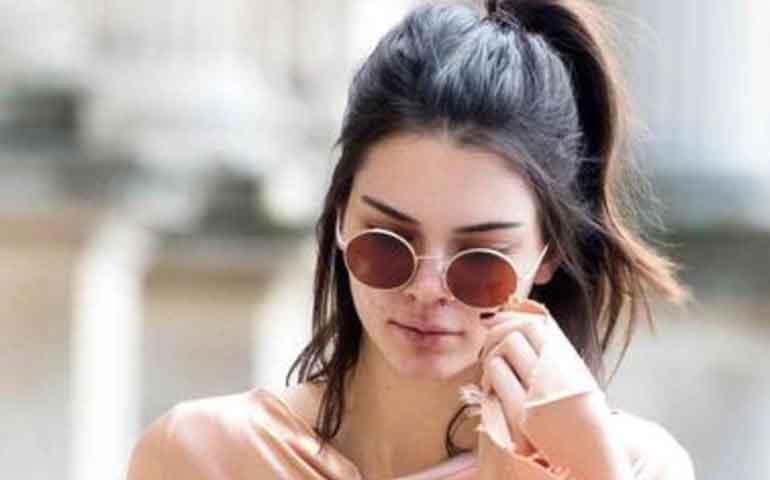 Kendall Jenner es victima de robo en su mansión