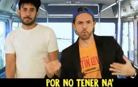"""VIDEO--Derbez-y-Werevertumorro-parodian-""""Súbeme-la-radio""""-de-Enrique-Iglesias"""