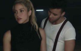 """VIDEO--Shakira-baila-sexy-bachata-en-video-de-""""Deja-Vu""""-con-Prince-Royce"""