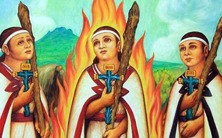 canonizara-papa-a-ninos-martires-de-tlaxcala