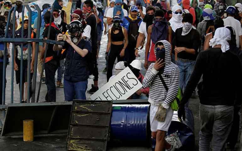maduro-confirma-29-muertos-y-perdidas-millonarias-por-protestas