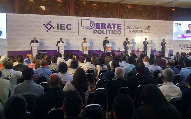 realizan-debate-de-candidatos-a-la-gubernatura-de-coahuila
