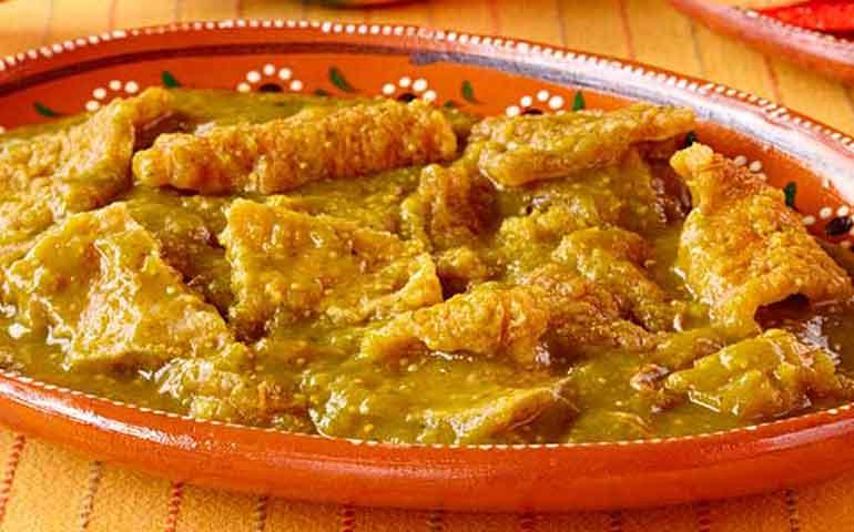 Chicharrón-en-salsa-verde