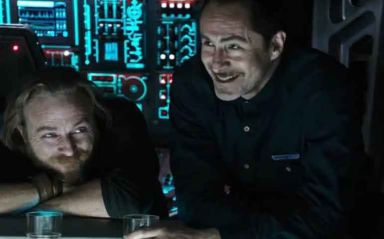 """Demián-Bichir,-un-mexicano-en-la-tripulación-de-""""Alien-Covenant""""-"""