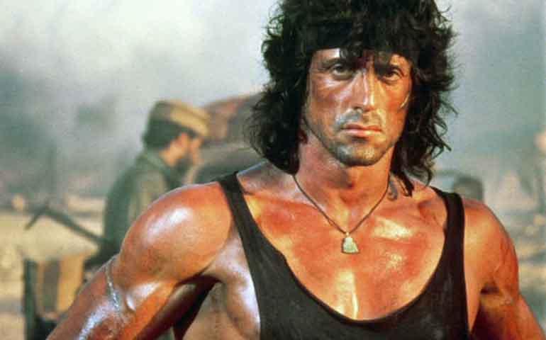 """Lanzarán-remake-de-""""Rambo""""-sin-Sylvester-Stallone-"""