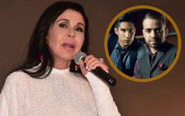 María Conchita Alonso afirma que Chino y Nacho