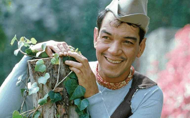 """""""Cantinflas"""", afirma Juan Osorio"""