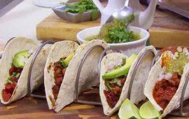 Tacos-de-chicharrón-de-soya-