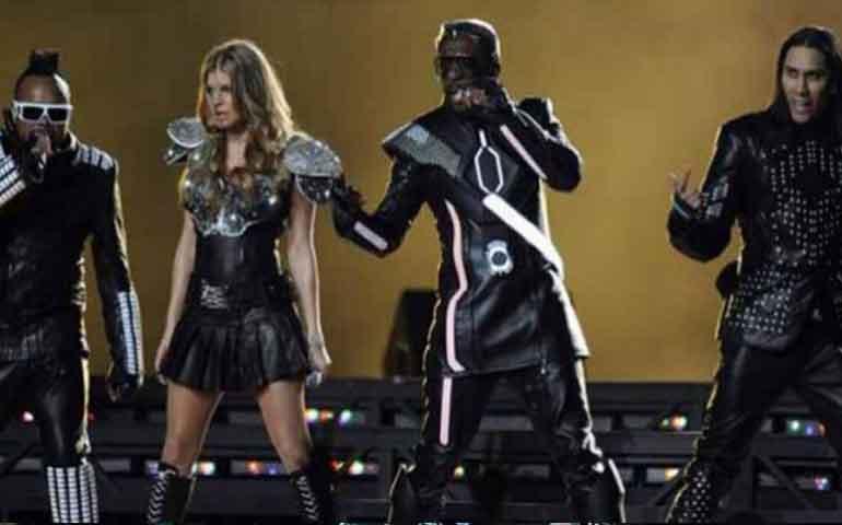 The Black Eyed Peas se presentarán durante el final de Champions