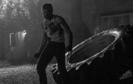 """VIDEO--""""Logan""""-está-de-vuelta,-en-formato-de-blanco-y-negro"""
