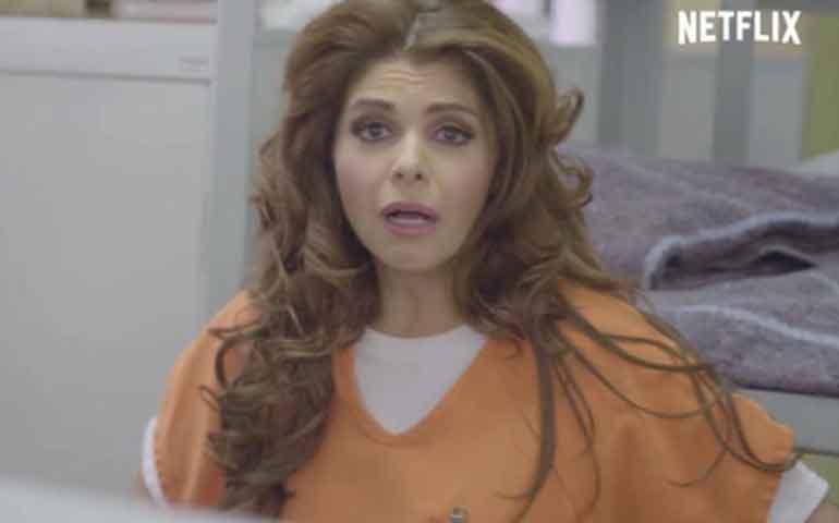 """VIDEO--Itatí-Cantoral-regresa-como-Soraya-en-promocional-de-""""Orange-is-the-New-Black"""""""