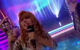"""VIDEO--La-Tigresa-del-Oriente-graba-espantoso-cover-de-""""Despacito"""""""