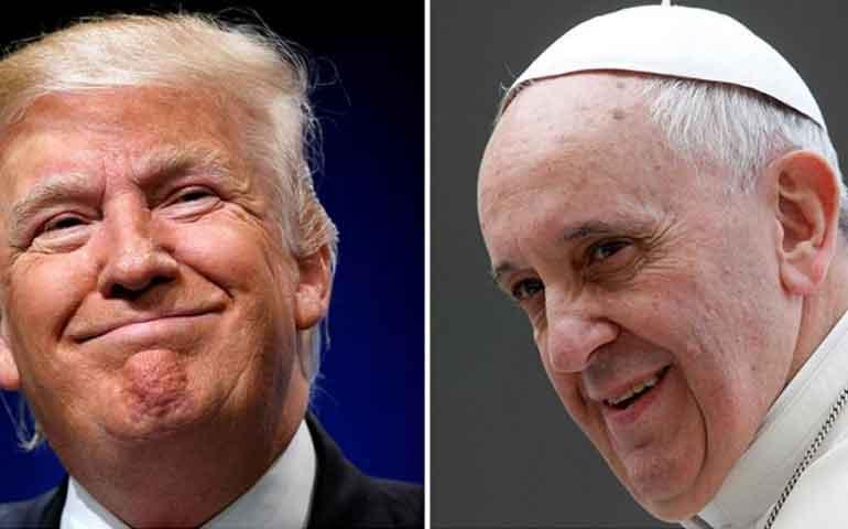el-papa-recibira-en-el-vaticano-a-trump-el-24-de-mayo