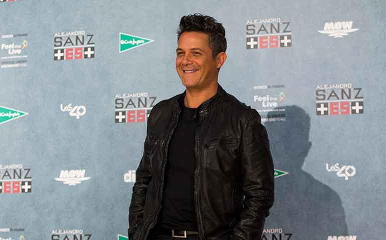 """Alejandro-Sanz,-""""Persona-del-Año""""-para-los-Latin-Grammy-2017-"""