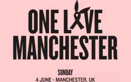 """""""One Love Manchester"""""""