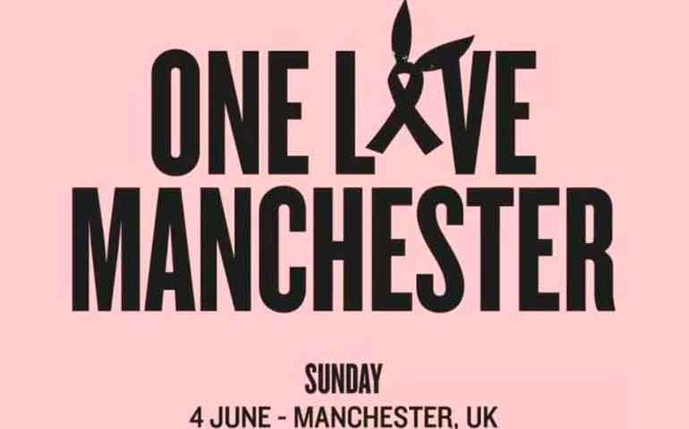 """One Love Manchester"""