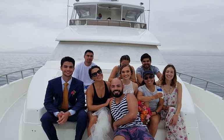 Revista Nupcias realizó sesión fotográfica en Riviera Nayarit