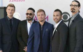"""Backstreet Boys cantan """"Despacito"""", peor que Justin Bieber"""