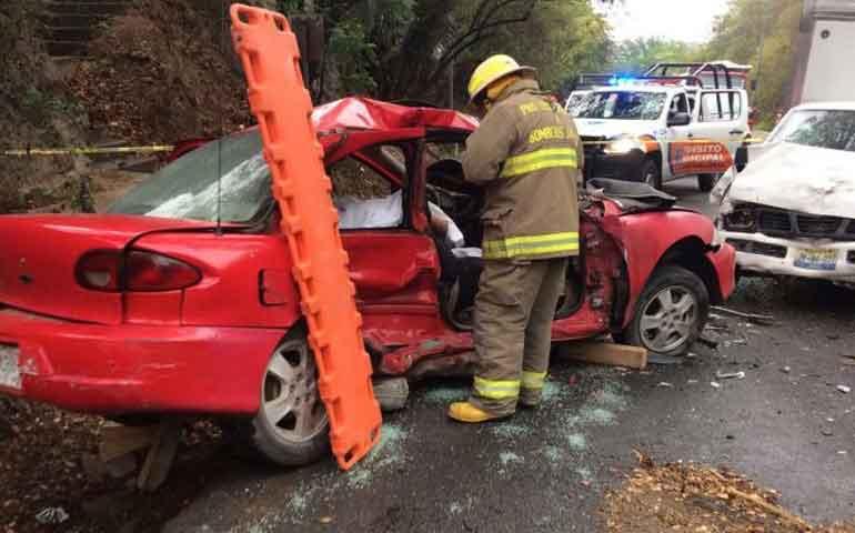 accidente-en-puerto-vallarta-deja-un-muerto-y-tres-lesionados