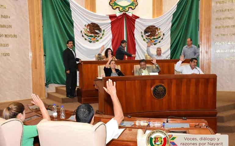 congreso-declara-aprobada-reforma-para-eliminar-el-fuero-en-nayarit