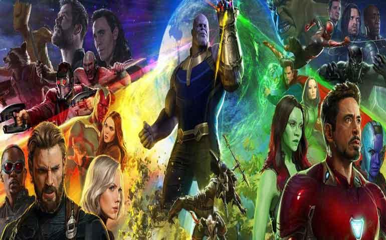 "Revelan-póster-de-""Avengers--Infinity-War""-en-Comic-Con-2017-"