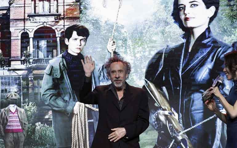 Tim Burton presentará su exposición en México