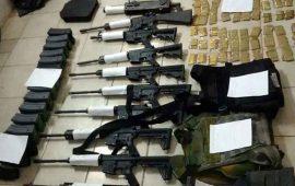 ejercito-asegura-armas-granadas-y-cargadores-en-tamaulipas
