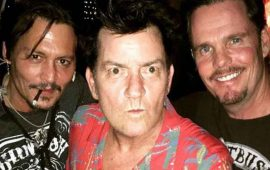 "Depp recluta a Sheen para celebrar 30 años de ""Pelotón"""